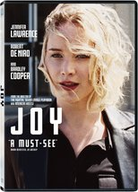 Joy (2016) DVD New - $7.25