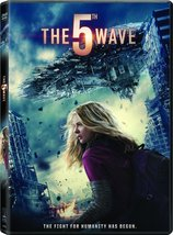 The 5th Wave (2016) DVD New