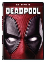 Deadpool (2016) DVD New