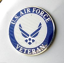 United States Air Force Wings USAF Veteran Larg... - $5.41