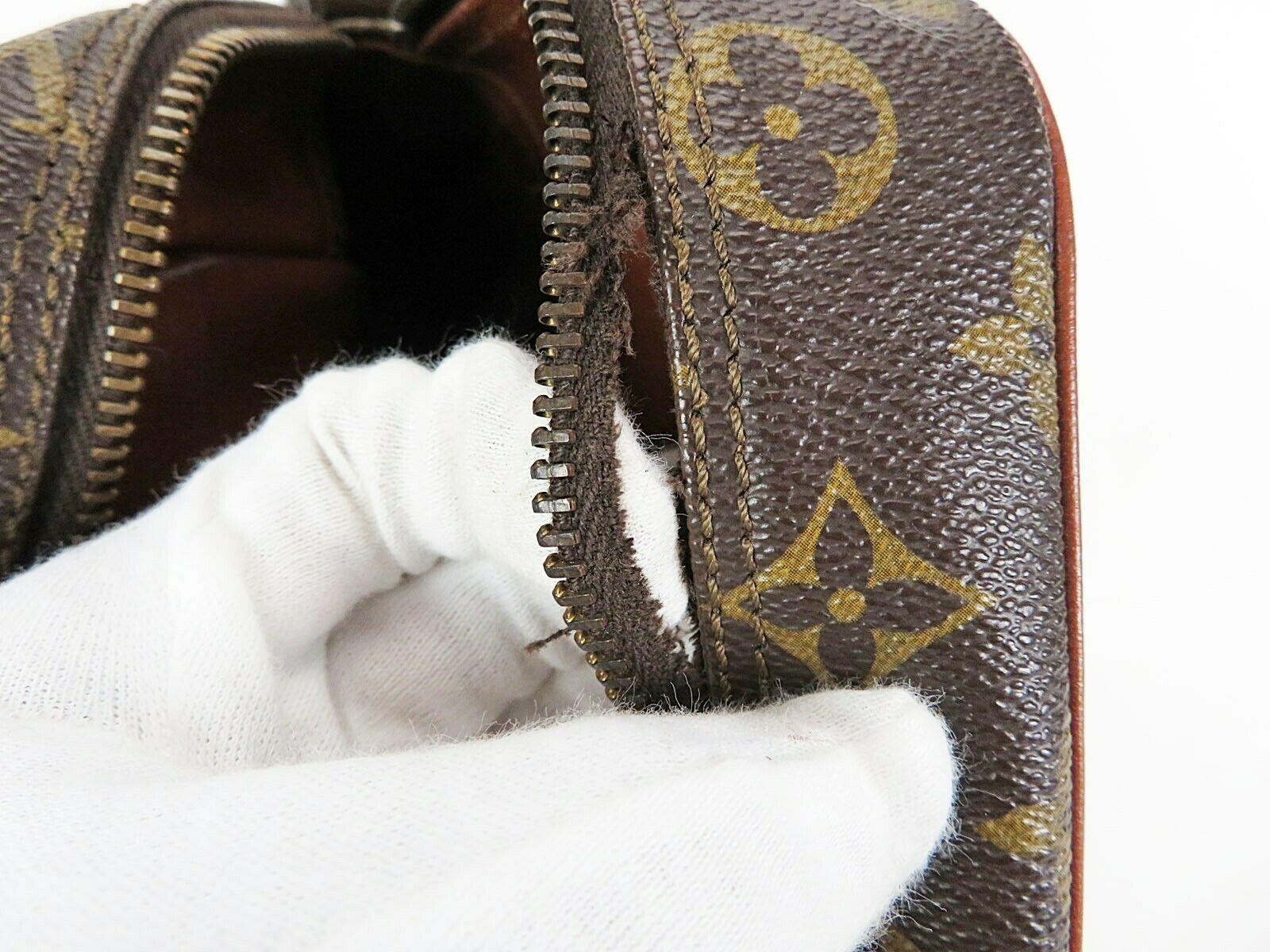 Auth VTG LOUIS VUITTON Marceau Monogram Messenger Shoulder Bag #34998 image 9