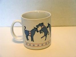 Democratic Party Kick Ass Mug by Taylor &NG (1979) - $11.00