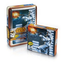 Crayola Star Wars Storm Trooper Collectible Tin - $16.31