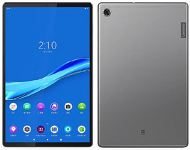 "lenovo tab m10 plus tb-x606f 4gb 64gb wifi 13mp camera 10.3"" android tablet grey - $329.99"