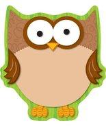 Carson Dellosa Owl Notepad (151013) - $1.97