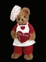 "Bearington Bears ""Baker Lovemaker"" 14"" Plush Bear- #190060 - NWT- 2010 - $39.99"