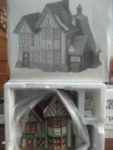 Dickens Village Series by Department. 56 Hembleton Pewterer - $25.00