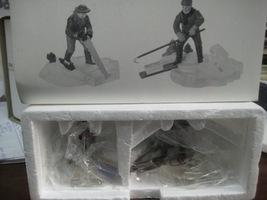 Heritage Village Blue Star Ice Harvesters Department 56 - $12.50