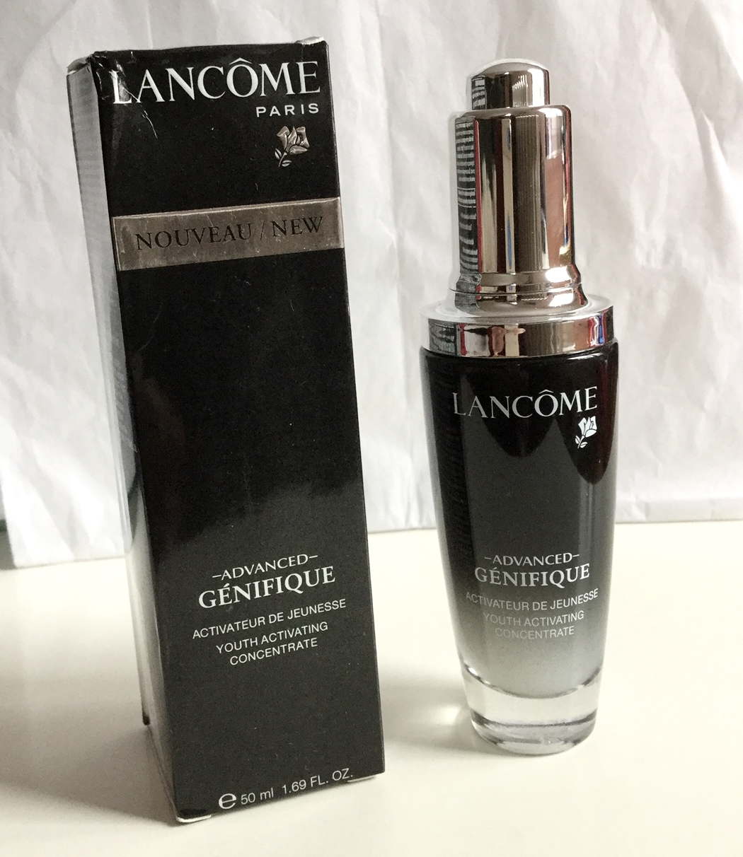lancome genifique serum how to use