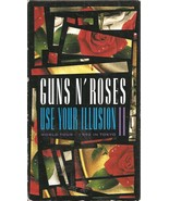 Guns N' Roses - Use Your Illusion II (World Tour 1992 in Tokyo) [VHS] [V... - $10.00