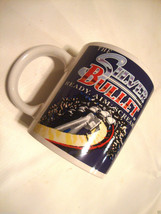 Knott's Berry Farm SILVER BULLET coffee cup - $7.69