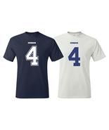 Dallas Cowboys Style T-Shirt/Jersey Dak Prescott Home Away All Sizes Sz ... - $25.99+