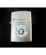 Vintage Military Lighter Knickerbocker Great Falls Air defense Sector Ja... - $75.00