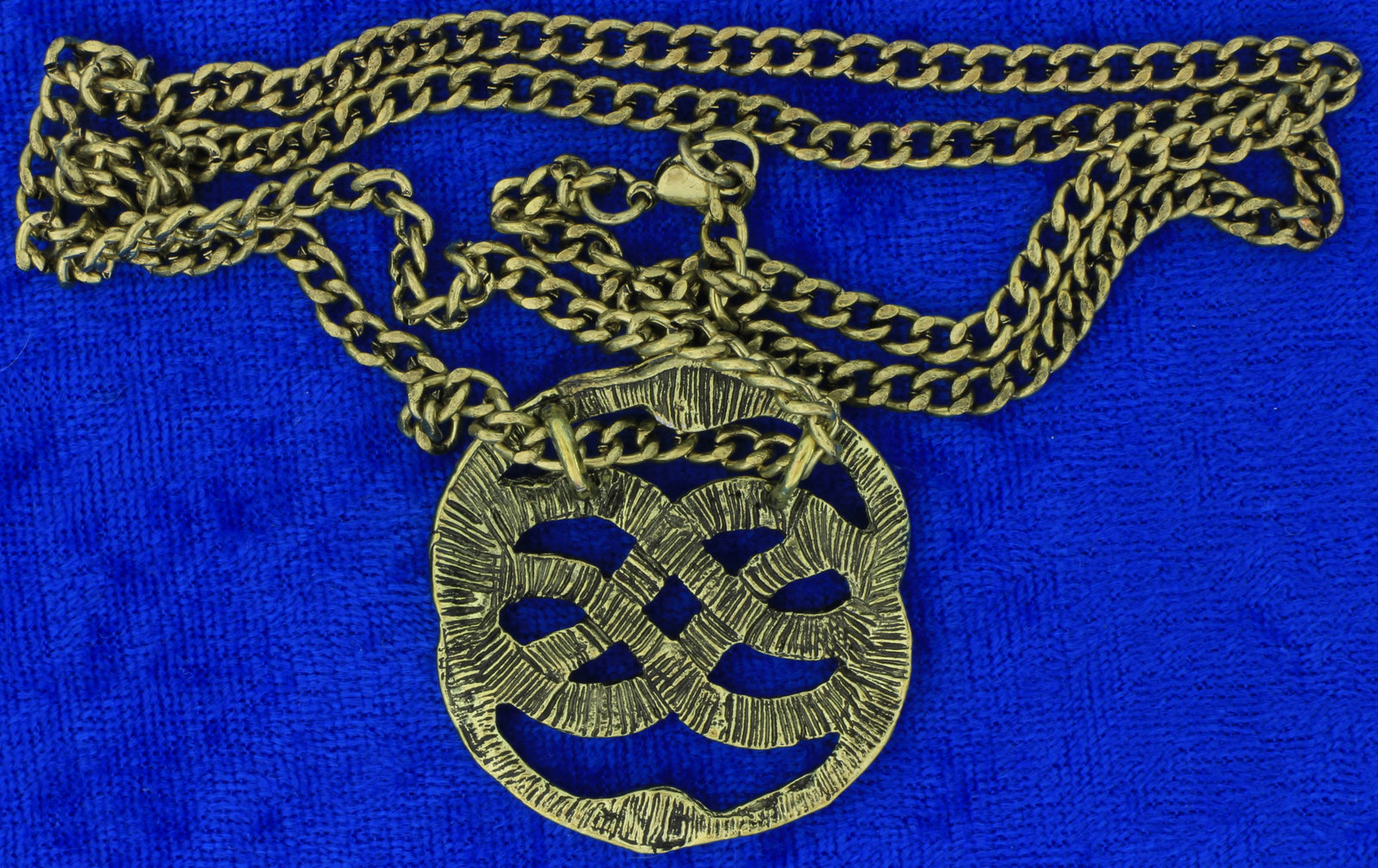 Auryn's Quest Necklace Neverending Story Very Nice Chain Style Length Choice