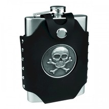 Flask with Skull & Cross Bones - €32,68 EUR