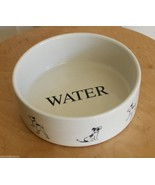 Harry Barker Ceramic Stoneware Dog Food Water Bowl Dish - $24.95