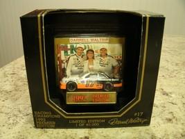 Vintage 1992 Darrell Waltrip N 17 Racing Champions 1:64 Premier Edition ... - $9.90