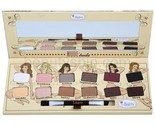 theBalm Cosmetics Nude 'tude - Nude Eye Shadow Palette With Brush