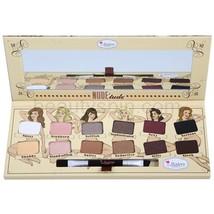 theBalm Cosmetics Nude 'tude - Nude Eye Shadow Palette With Brush - $34.00