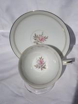 Noritake Daryl 5510 SET cup & saucer set   VINT... - $12.95