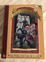 Lemony Snicket's Series of Unfortunate Events Perilous Parlor Board Game Pewter - $19.24