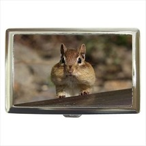 Chubby Chipmunk Cigarette Money Case - $12.56