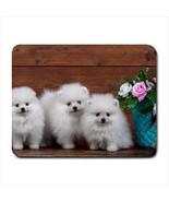 Cute Pomeranians Mousepad (Neoprene Non-slip Mousemat) - Puppy Dog - $7.71