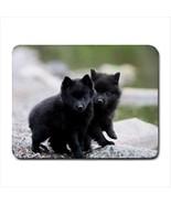 Cute Schipperke Mousepad (Neoprene Non-slip Mousemat) - Puppy Dog - $7.71