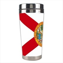 Florida Stainless Steel Travel Tumbler - American Home States (USA) - $16.48