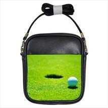 Golf Hole in One Leather Sling Bag & Women's Handbag - $14.54+
