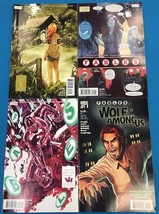 FABLES lot of (4) issues #144 #145 #146 & Wolf #1 (2014/2015) DC Comics FINE - $9.89