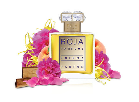 CREATION E by ROJA 5ml Travel Spray Orris Ambergris Heliotrope FEMME Parfum