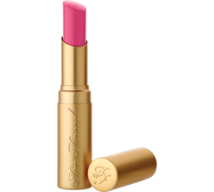 Too Faced La Creme Lipstick in Double Bubble (Pink)- Full Size - New in Box - $12.56