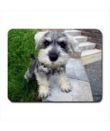 Miniature Schnauzer Mousepad (Neoprene Non-slip Mousemat) - Puppy Dog - $7.71