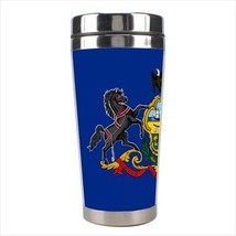 Pennsylvania Stainless Steel Travel Tumbler - American Home States (USA) - $16.48