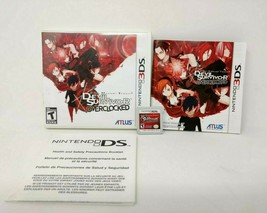 Shin Megami Tensei: Devil Survivor Overclocked (Nintendo 3DS, 2011) Comp... - $74.76