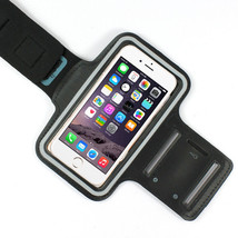 Sports Running Workout Gym Armband Arm Band Case Cover Galaxy S5 S6 & Ed... - $4.88