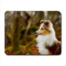 Shetland Shepard Mousepad (Neoprene Non-slip Mousemat) - Puppy Dog - $7.71