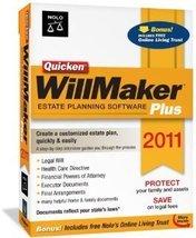 Quicken WillMaker Plus 2011 - Windows - $14.85