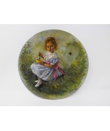 """Reco """"Little Miss Muffet"""" Collectible Plate - Mother Goose Series - $16.14"""