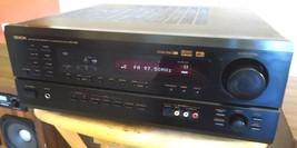 Denon AVR 1802 5.1 Channel 115 Watt Receiver, See Video ! - $61.36