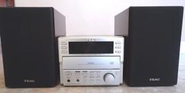 Teac MC-D95 Audio Micro system, See Video !! - $61.36