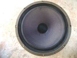 """Fisher CS-80609 12"""" Woofer From XP-7c, Japanese - $55.00"""