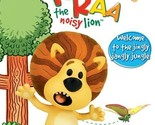 Raa Raa The Noisy Lion - Welcome To The Jingly Jangly Jungle (DVD, 2012)