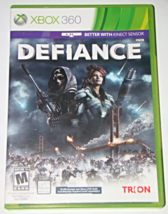 XBOX 360 - DEFIANCE (Complete with Manual) - $6.50