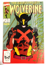 Wolverine #29 The Lazarus Project  Marvel 1990  - $6.49