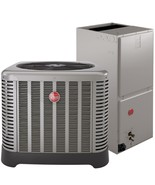 CENTRAL AIR  CONDITIONING COMPLETE TURN KEY  SYSTEM, RHEEM 14 SEER 5 TON - $4,300.00