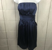 NWT Guilia Navy strapless cocktail formal dress - $108.90