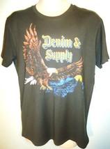 RALPH LAUREN - POLO - D&S - BLACK - EAGLE - MEDIUM - BRAND NEW - T-SHIRT... - $17.99