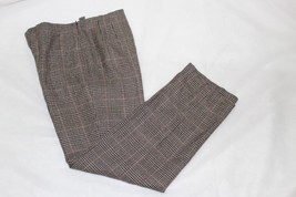 Chadwick's Women's Size 12 Wool Tweed Pants Lin... - $12.86